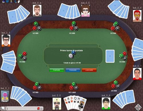 Poker Online ClubDelGioco