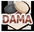 logo Dama - ClubDelGioco